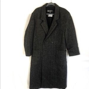 DASH Wool Trench Coat